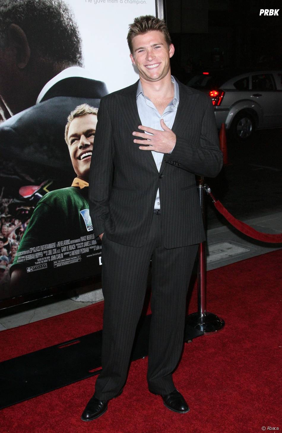 Scott Eastwood, fils de Clint Eastwood et nouvel bombe d'Hollywoood