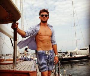 Scott Eastwood, acteur mais surtout beau gosse d'Hollywood