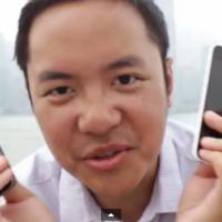 iPhone 5S et iPhone 5C : il les fait tomber... pour les tester