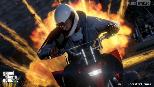 GTA 5 a rapporté un milliard de dollars après trois jours de commercialisation