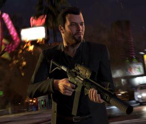 GTA 5 : Michael, l'un des trois protagonistes du jeu