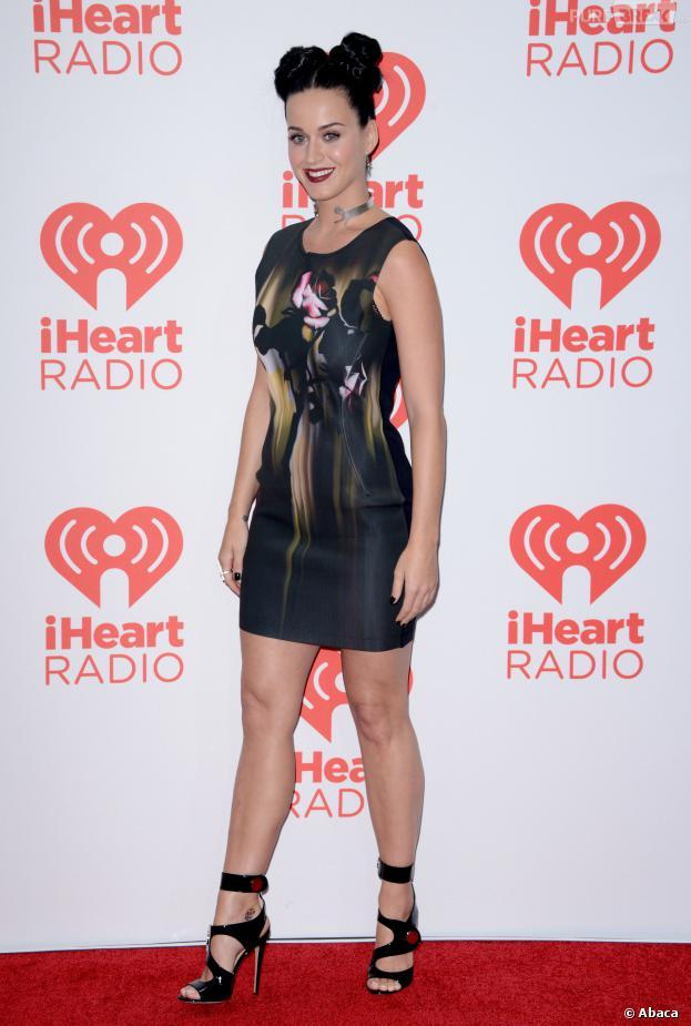 Katy Perry à Las Vegas en mode Minnie, le 20 septembre 2013