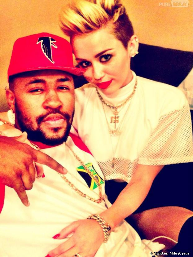 Miley Cyrus en couple avec le producteur Mike WiLL Made It ?