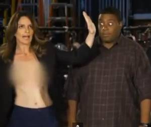 Tina Fey se moque de son fail aux Emmy Awards