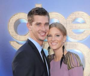 Heather Morris et son chéri viennent d'avoir leur premier bébé