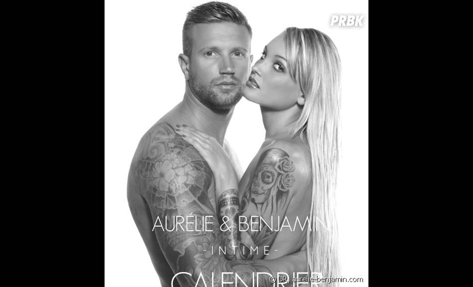 Aurélie Dotremont et Benjamin nus sur les réseaux sociaux