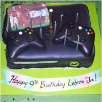 Lebron James papa geek : le gâteau le plus cool du monde pour son fils