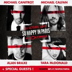 So Happy in Paris : la soirée électro de l'automne à l'Olympia
