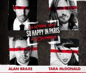 So Happy in Paris : la soirée électro de l'automne à l'Olympia le 26 octobre 2013