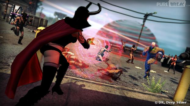 "Saints Row 4 : le DLC ""Enter The Dominatrix"" sort le 23 octobre 2013"