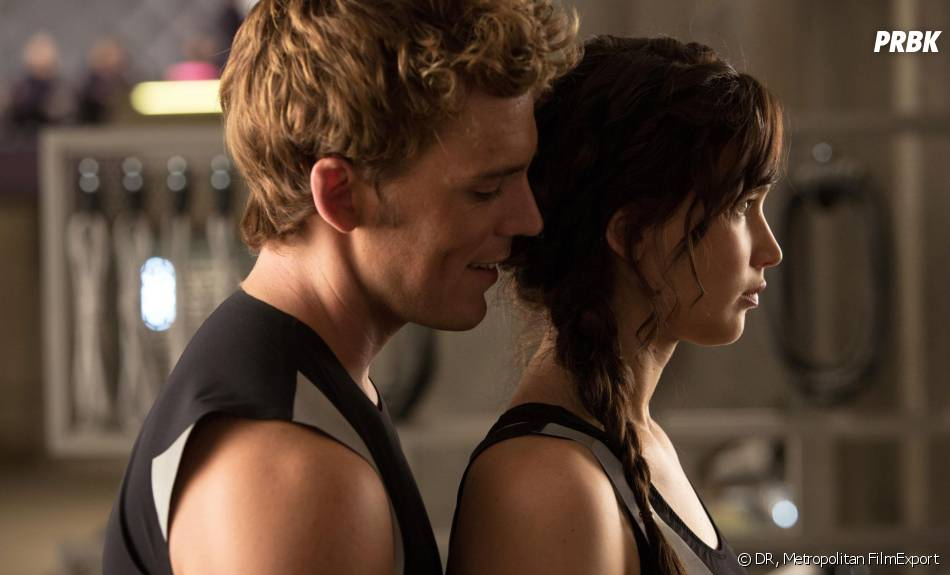 Hunger Games 2 : Jennifer Lawrence et Sam Claflin