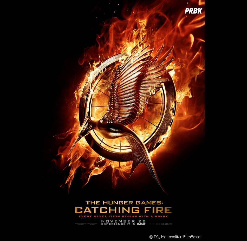 Hunger Games 2 : poster teaser