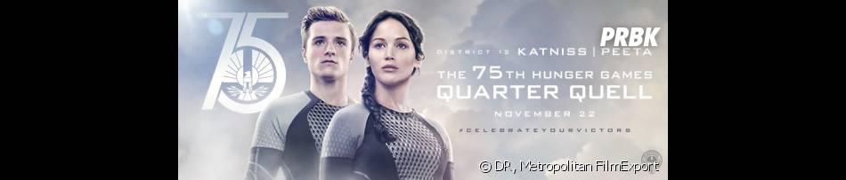 Hunger Games 2 : le poster des Jeux d'Expiation