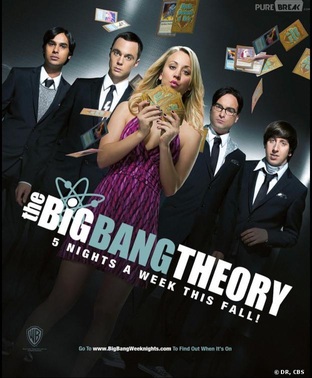 The Big Bang Theory : série la plus chère pour les publicitaires