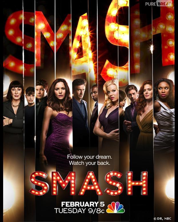 Smash : come-back musical à Broadway