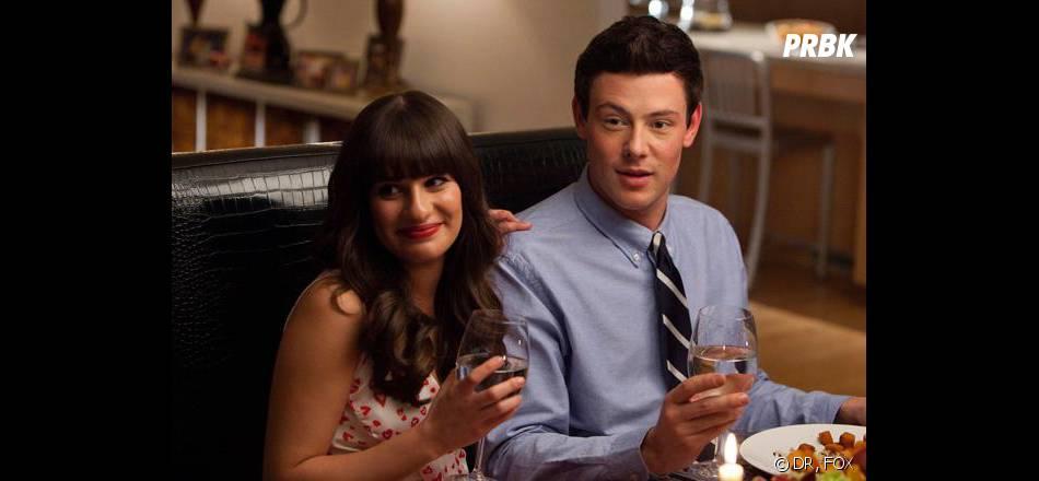 Glee saison 6 : Rachel et Finn devaient être dans la scène finale