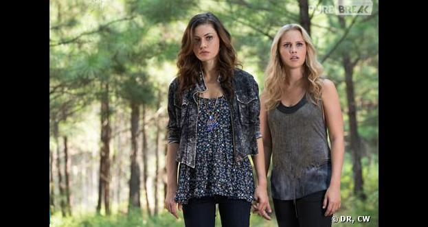 The Originals saison 1, épisode 5 : Hayley et Rebekah toujours très proches