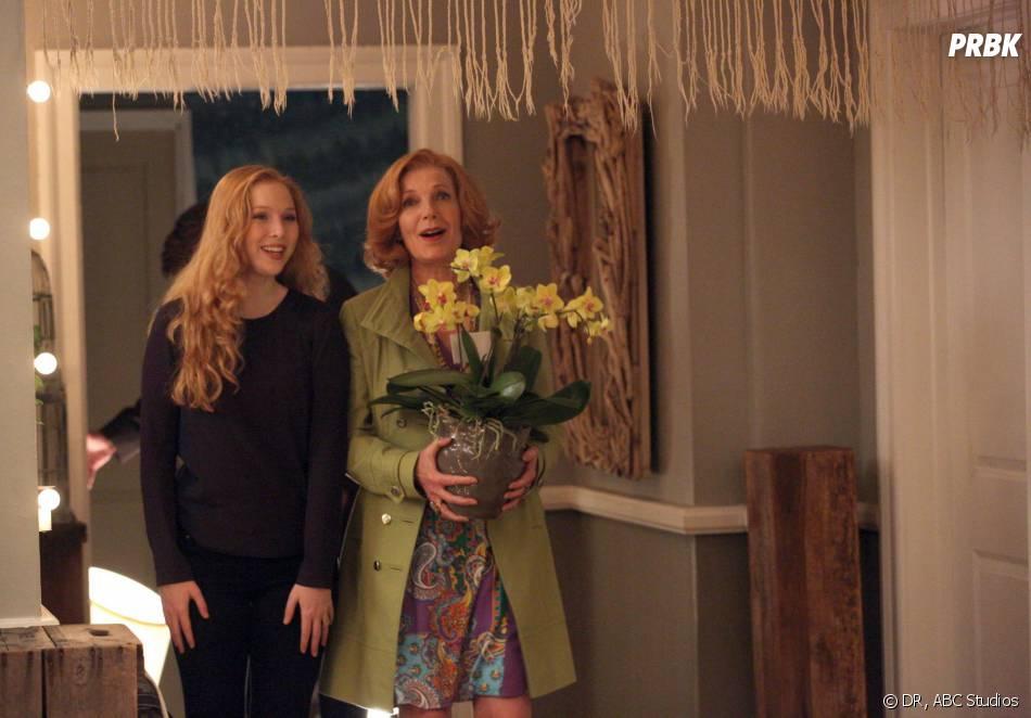 Castle saison 6, épisode 6 : Alexis et Martha