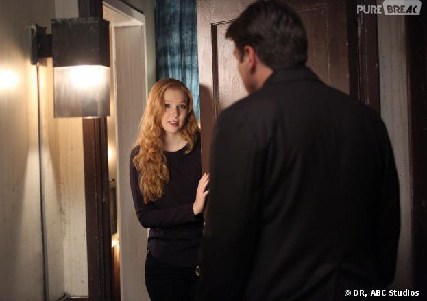 Castle saison 6, épisode 6 : Alexis prend son envol
