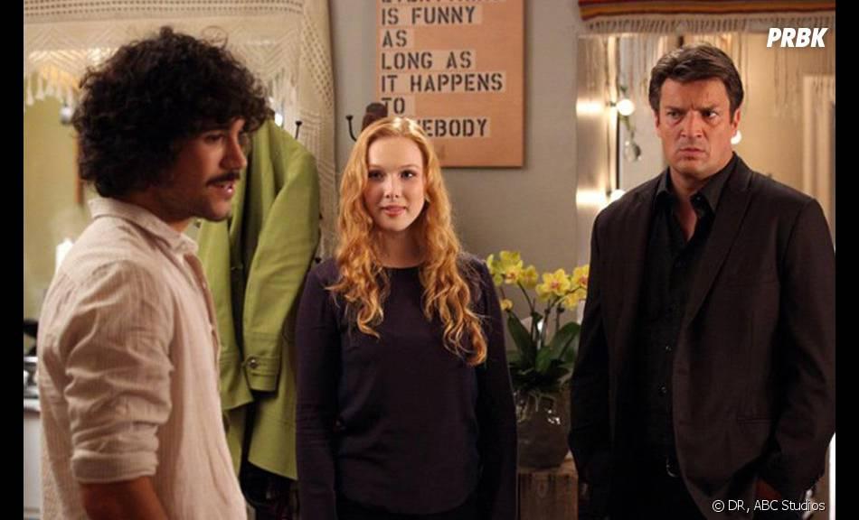 Castle saison 6, épisode 6 : Alexis, Pi et Rick