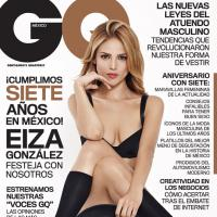 Liam Hemsworth : Eiza Gonzalez, sa nouvelle copine ultra sexy en Une de GQ
