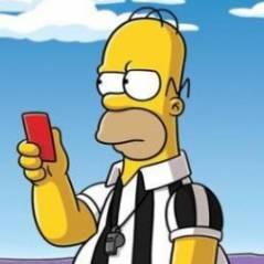 "Homer Simpson futur arbitre de la Coupe du Monde 2014 ? ""Doooh"" !"