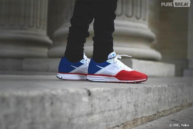 "Nike x Sneakers Addict x Le Rockwood : la collection capsule ""Run to fly"" en hommage à la France"