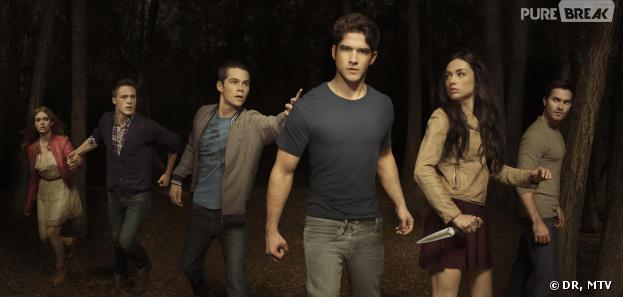 Teen Wolf : les scènes clés de la saison 3 en gifs