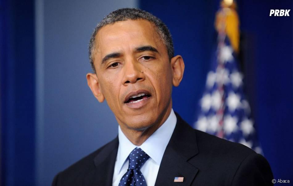 Barack Obama sauvé grâce à Twitter