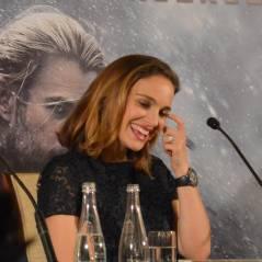 """Thor 2 : """"Frapper Loki et Thor ? Un plaisir"""" pour Natalie Portman"""