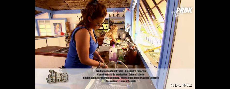 L'île des vérités 3 : les tâches ménagères ne sont pas le fort des résidents