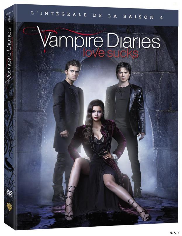 Vampire Diaries saison 4 en DVD le 11 décembre 2013