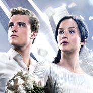 """Jennifer Lawrence et Josh Hutcherson : des scènes """"très hot"""" dans Hunger Games 2"""