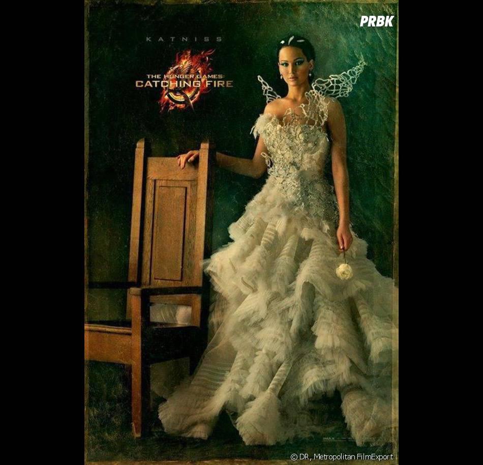 Hunger Games 2 : poster du Capitole