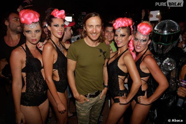 David Guetta, trop vulgaire pour Lorde ?