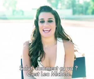 Lea Michele se confie sur son premier album
