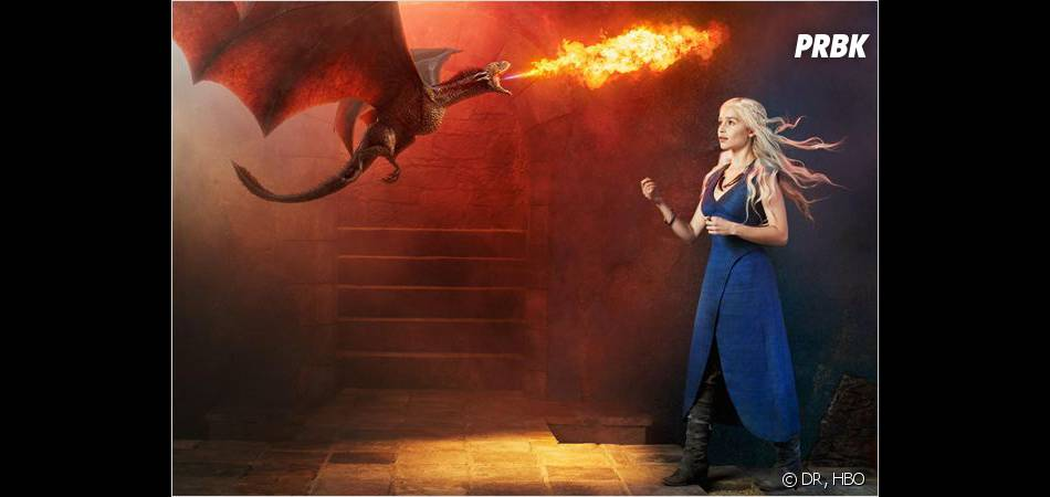 Game of Thrones saison 4 : Daenerys encore nue ?
