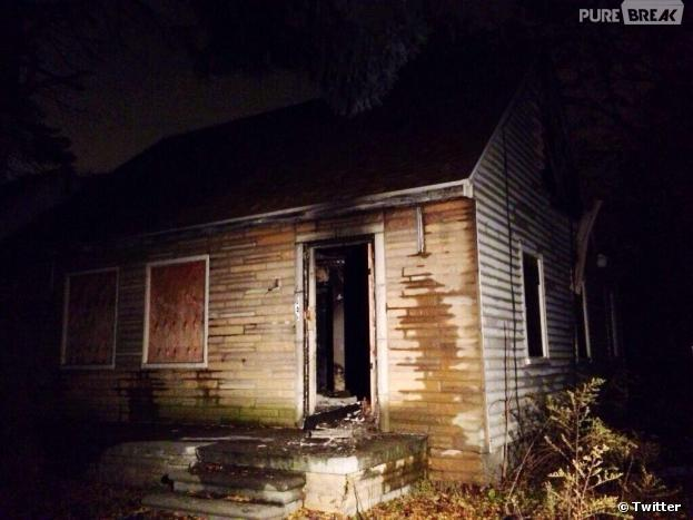 Eminem : sa maison d'enfance brûlée