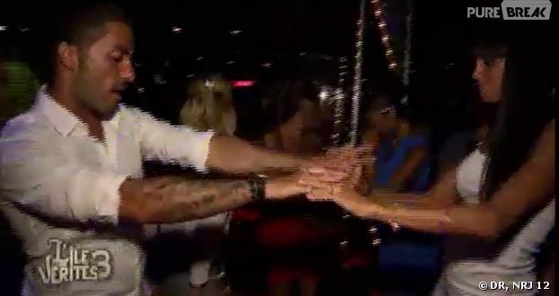 L'île des vérités 3 : Ju danse sur la piste de danse