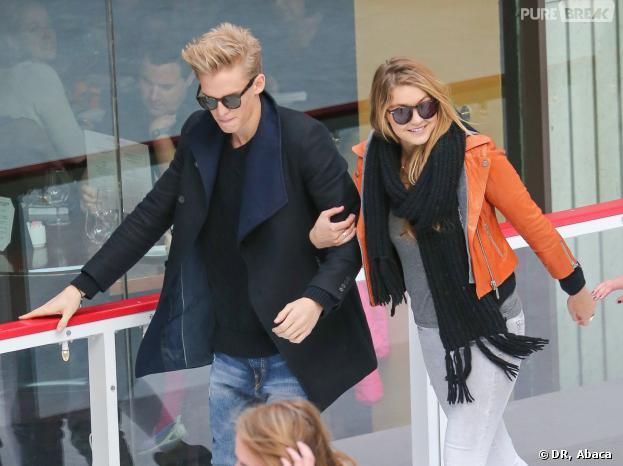 Cody Simpson : virée romantique à New York avecGigi Hadid le 29 octobre 2013