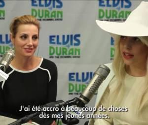 Lady Gaga parle de son addiction à la marijuana