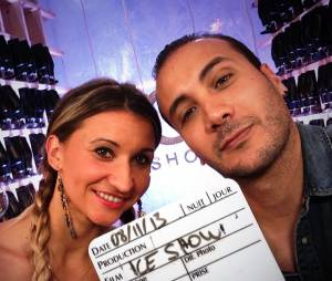 Ice Show : Merwan Rim dans l'équipe de Tatiana Golivin