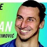Zlatan Ibrahimovic timbré : 4 idées de produits dérivés inutiles mais indispensables