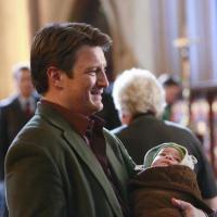 Castle saison 6, épisode 10 : un bébé pour Caskett sur les photos