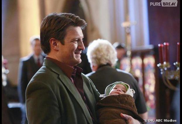 Castle saison 6, épisode 10 : un bébé ou presque pour Rick et Kate