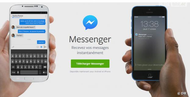 Facebook Messenger version 3.0 est disponible dès maintenant sur iOS et Android