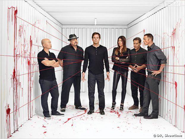 Dexter saison 8 : la série prend fin ce soir