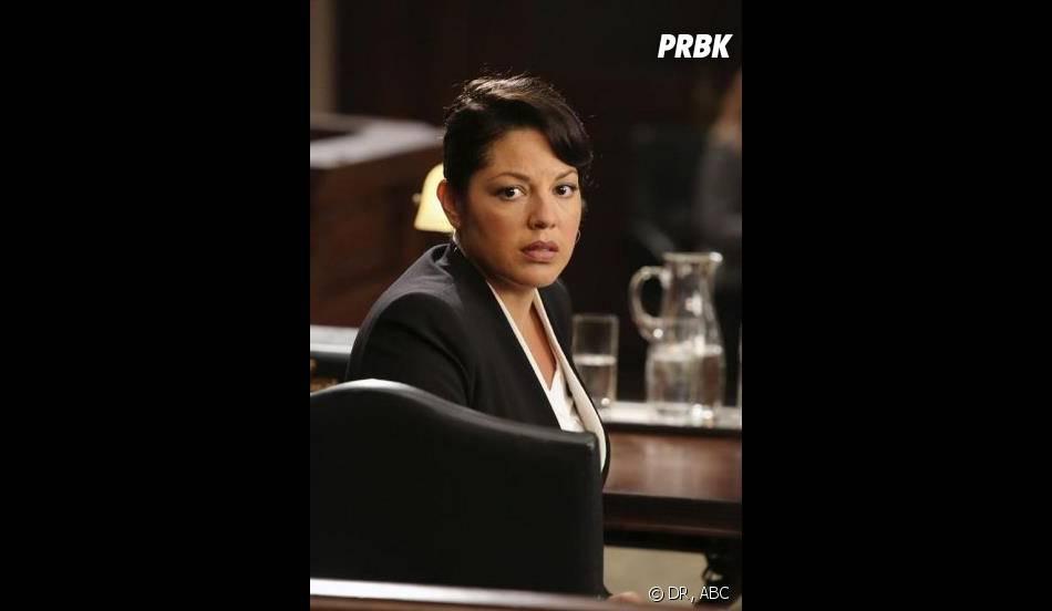 Grey's Anatomy saison 10 : Callie dans l'épisode 9
