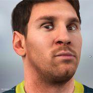 FIFA 14 : un Messi grandeur nature pour la promo next-gen