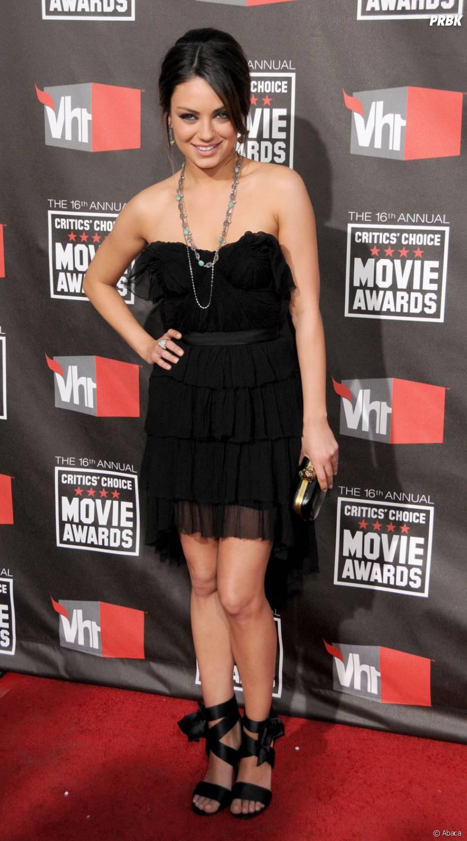 Mila Kunis bientôt la soeur d'Ashton Kutcher ?